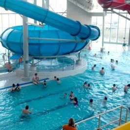 Ssago carnival rally for University of warwick swimming pool